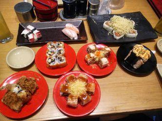 Sushiiii Oh Sushiiii Review Michelle Anastasia Di Restoran Sushi