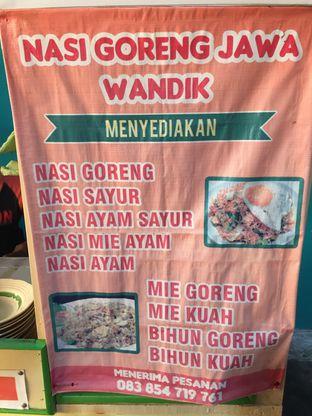 Foto review Nasi Goreng Jawa Wandik oleh Merissa Ezhalia 1