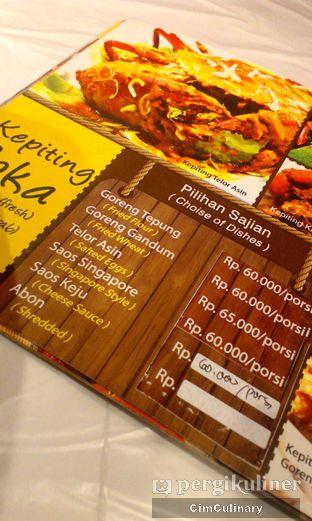 Foto 1 - Menu di Layar Seafood oleh MR Hakim