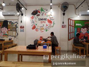 Foto review Simhae Korean Grill oleh Jajan Rekomen 7