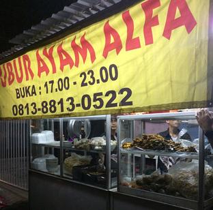 Foto 3 - Eksterior di Bubur Ayam Alfa oleh Mitha Komala