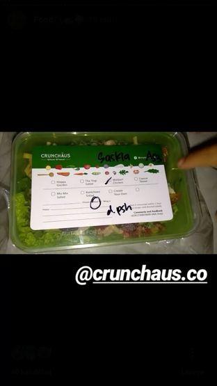 Foto 1 - Makanan di Crunchaus Salads oleh Saskhia
