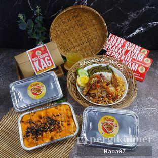 Foto review Kakkk Ayam Geprek oleh Nana (IG: @foodlover_gallery)  1