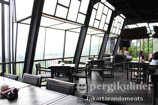 Foto review Takigawa Meatbar In The Sky oleh Jakartarandomeats 7