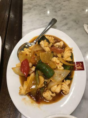 Foto 2 - Makanan(Sambal Sotong) di Wee Nam Kee oleh Christian | IG : @gila.kuliner13