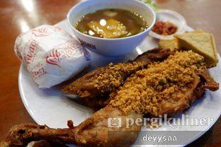 Foto 1 - Makanan di Ayam Goreng Karawaci oleh Slimybelly