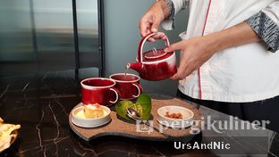 Foto 14 - Makanan(Jasmine black tea) di 1945 Restaurant - Fairmont Jakarta oleh UrsAndNic