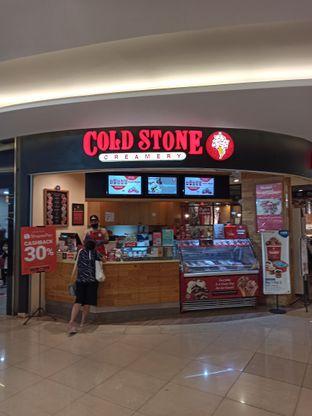 Foto review Cold Stone Creamery oleh Junior  4
