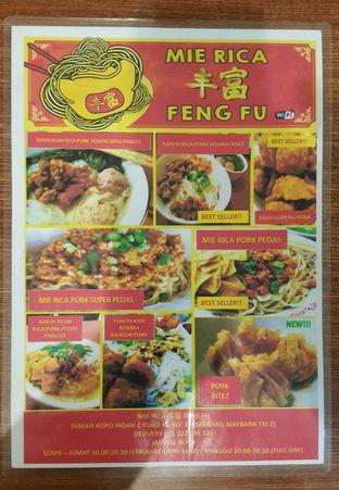 Foto 3 - Menu(Menu) di Mie Rica Feng Fu oleh social_bandits the big fat eater
