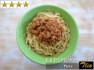 Foto 1 - Makanan(Bakmi Ayam) di Bakmie BBT oleh Tirta Lie