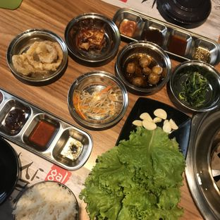 Foto 3 - Makanan di Galbisal Korean BBQ oleh @fridoo_