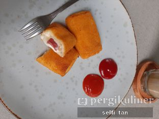 Foto 2 - Makanan di Kinari Coffee Shop oleh Selfi Tan