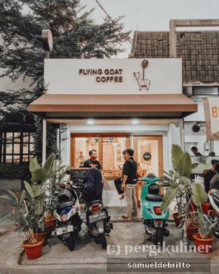 Foto review Flying Goat Coffee oleh Samuel Debritto 4