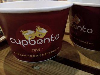 Foto Makanan di Cup Bento Express