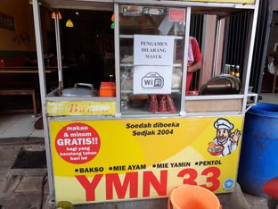 Foto review mie yamin 33 oleh Threesiana Dheriyani 2