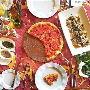 Foto 1 - Makanan di Bruschetta - Hotel Borobudur oleh IG : FOODTRAVELID