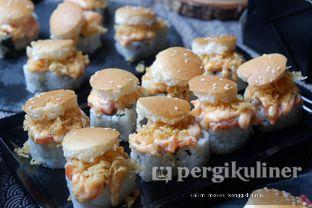Foto 3 - Makanan di Burgushi oleh Oppa Kuliner (@oppakuliner)