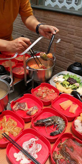 Foto 5 - Makanan di Nahm Thai Suki & Bbq oleh om doyanjajan