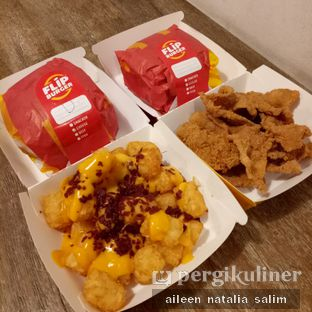 Foto 1 - Makanan di Flip Burger oleh @NonikJajan