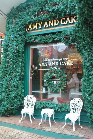 Foto 2 - Makanan di Amy and Cake oleh Prido ZH