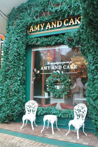 Foto review Amy and Cake oleh Prido ZH 2