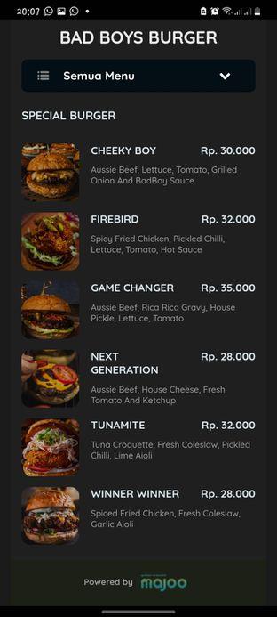 Foto review Bad Boys Burger oleh Fensi Safan 8