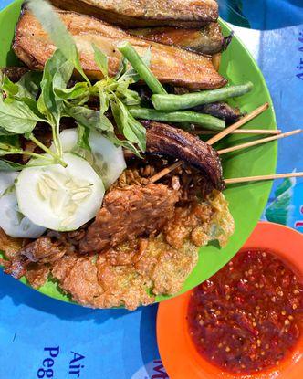 Foto Makanan di Tempe Penyet Cak Thofa