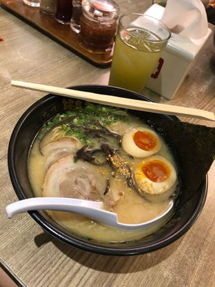 Foto 2 - Makanan di Yamagoya Ramen oleh @yoliechan_lie