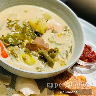Foto 3 - Makanan(sayur lodeh) di Sate Khas Senayan oleh Sienna Paramitha
