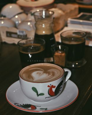 Foto review T Coffee oleh Vina | Eat and Leisure 1