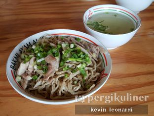 Foto - Makanan di Bakmi Ayam Alok oleh Kevin Leonardi @makancengli