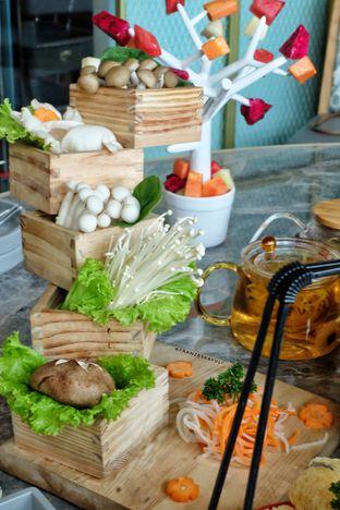 Foto 3 - Makanan di Chongqing Liuyishou Hotpot oleh Yuli || IG: @franzeskayuli