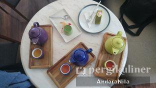 Foto 9 - Makanan di Lewis & Carroll Tea oleh AndaraNila