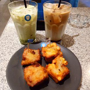 Foto 1 - Makanan(Pisang nangka & madu) di YOMS Pisang Madu & Gorengan oleh Rista Naumi
