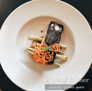Foto 2 - Makanan(Tasmanian Salmon) di Bengawan - Keraton at the Plaza oleh Melody Utomo Putri