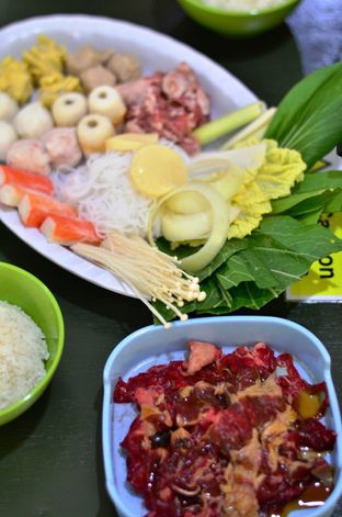 Foto 1 - Makanan di Brotta Suki BBQ oleh Couple Fun Trip & Culinary