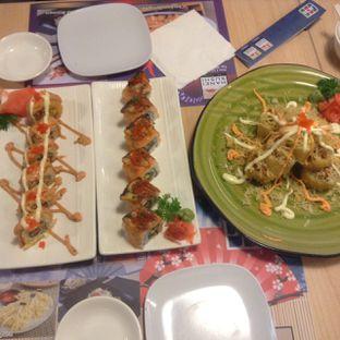 Foto 3 - Makanan di Hanei Sushi oleh Sandya Anggraswari