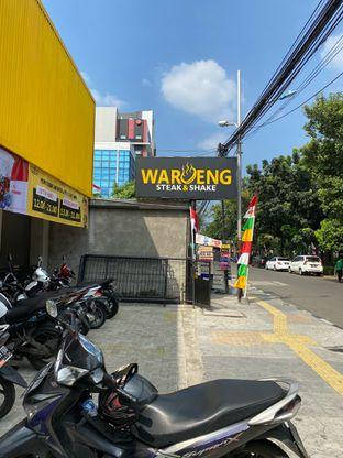 Foto 5 - Eksterior di Waroeng Steak & Shake oleh Riani Rin