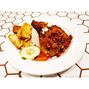 Foto 1 - Makanan(Nasi Penyetan ) di Barby's Bakery & Cafe oleh melisa_10