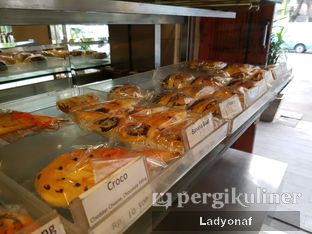 Foto 4 - Interior di Dandy Bakery oleh Ladyonaf @placetogoandeat