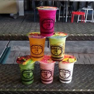 Foto 1 - Makanan di Rainbow Juice oleh Chris Chan