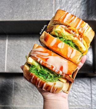 Foto - Makanan(Beef wakame) di Jiwa Toast oleh Stellachubby