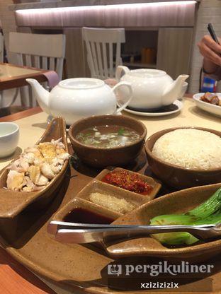 Foto 1 - Makanan(Nasi Ayam Ala Hainan) di Imperial Kitchen & Dimsum oleh zizi