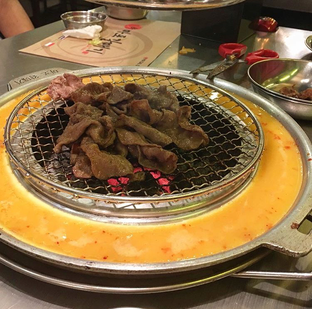 Foto 4 - Makanan di Magal Korean BBQ oleh Mitha Komala