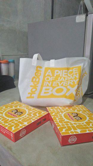 Foto review HokBen (Hoka Hoka Bento) oleh Review Dika & Opik (@go2dika) 5