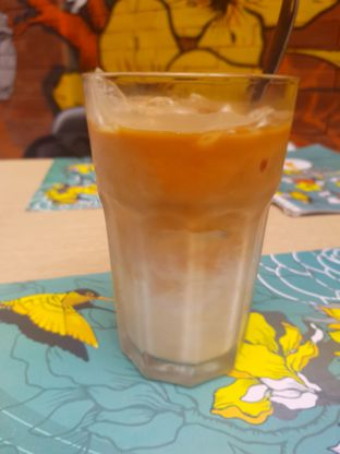 Foto 4 - Makanan(Ice cafe latte) di Colibri Cafe & Bakery oleh Fika Sutanto