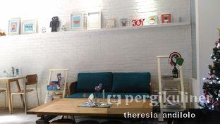 Foto 3 - Interior di LIN Artisan Ice Cream oleh IG @priscscillaa