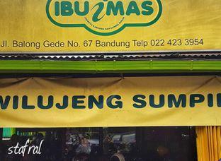Foto review Warung Nasi Ibu Imas oleh Stanzazone  1