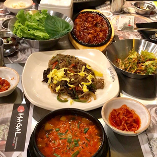 Foto 3 - Makanan di Magal Korean BBQ oleh Mitha Komala