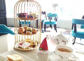 9 Tempat High Tea Cantik yang Memanjakan Mata dan Lidah Kamu